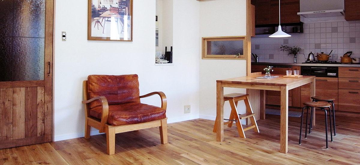 オーダー家具・リノベーション