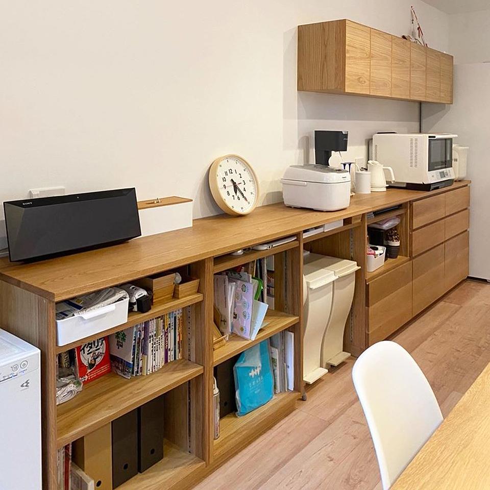 オーダー家具・カップボード食器棚/関西・大阪