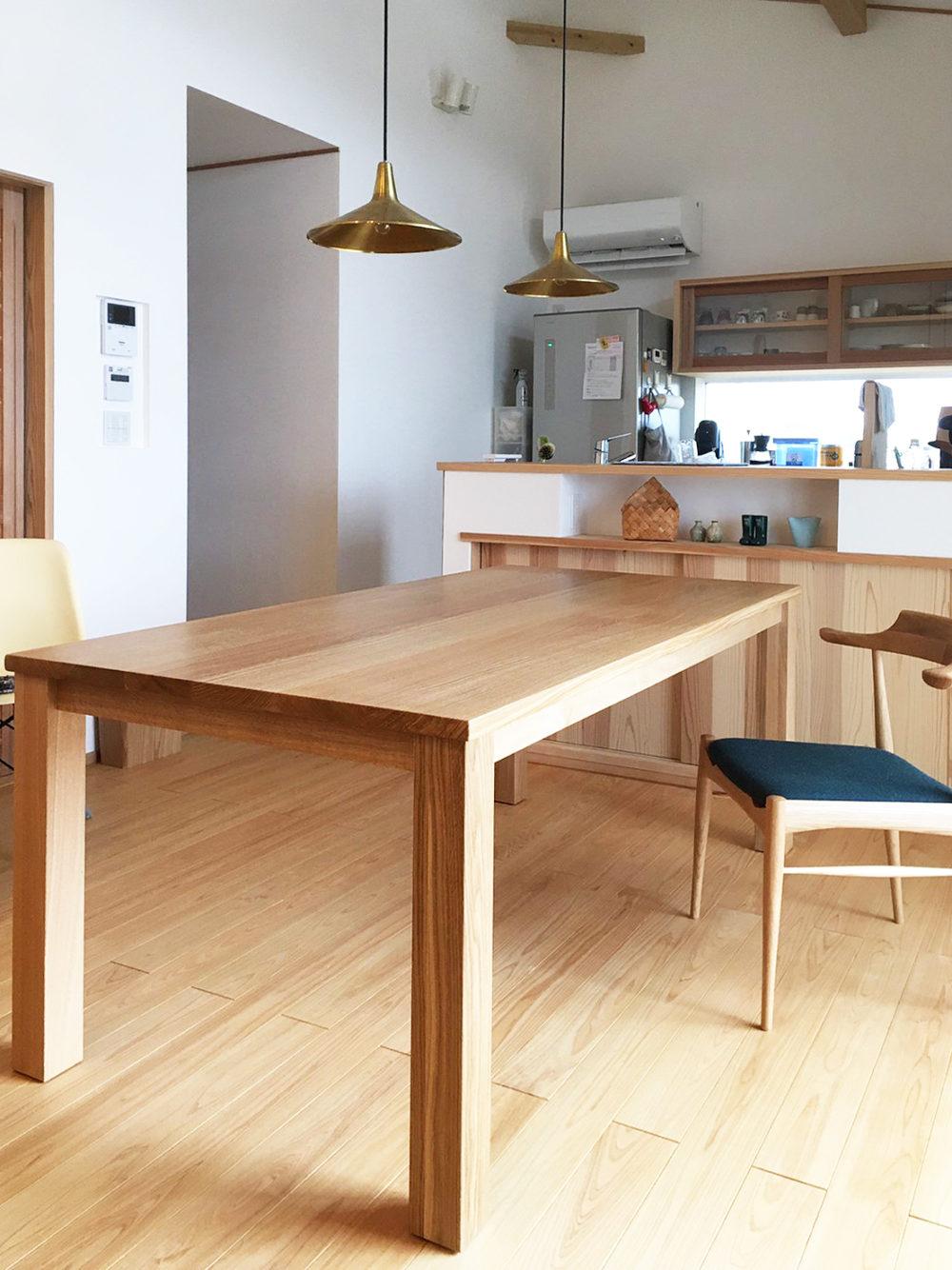 オーダー家具・テーブル、椅子/東海・岐阜