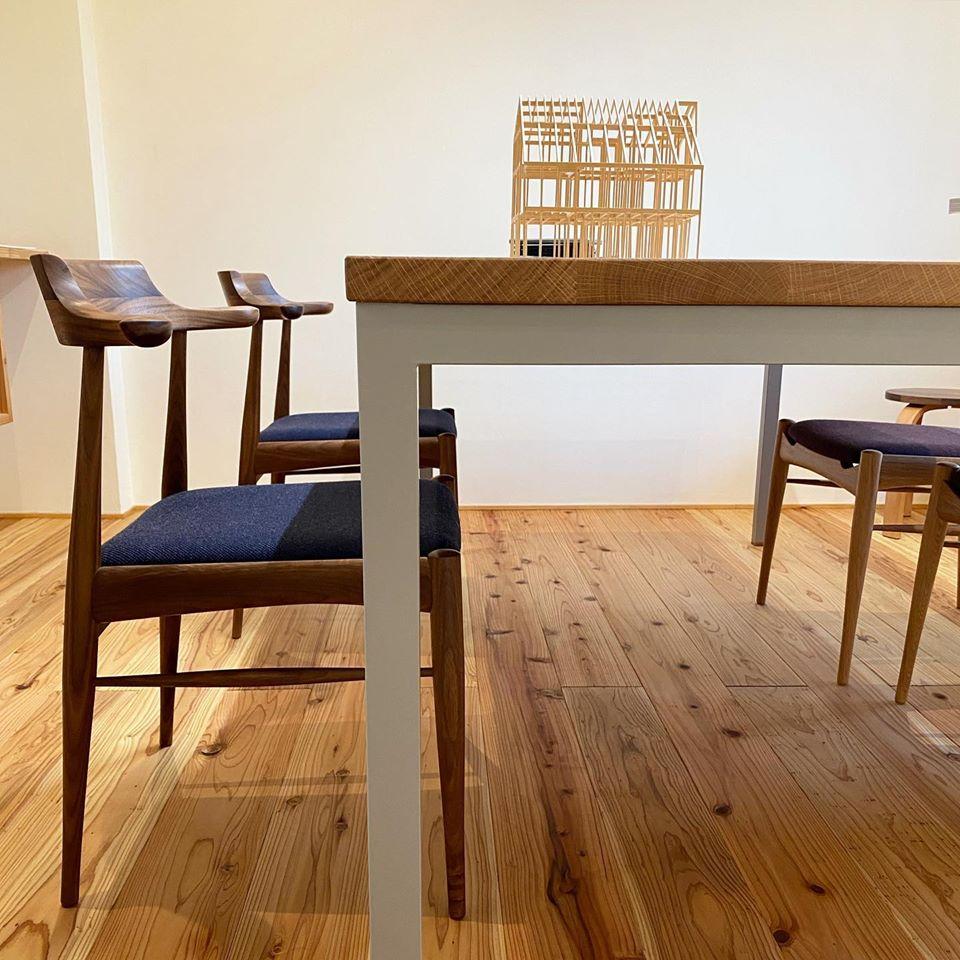 オーダー家具・テーブルと椅子