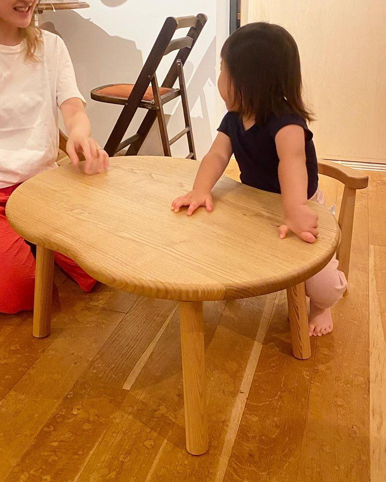 オーダー家具・子供の椅子と机/関西・大阪