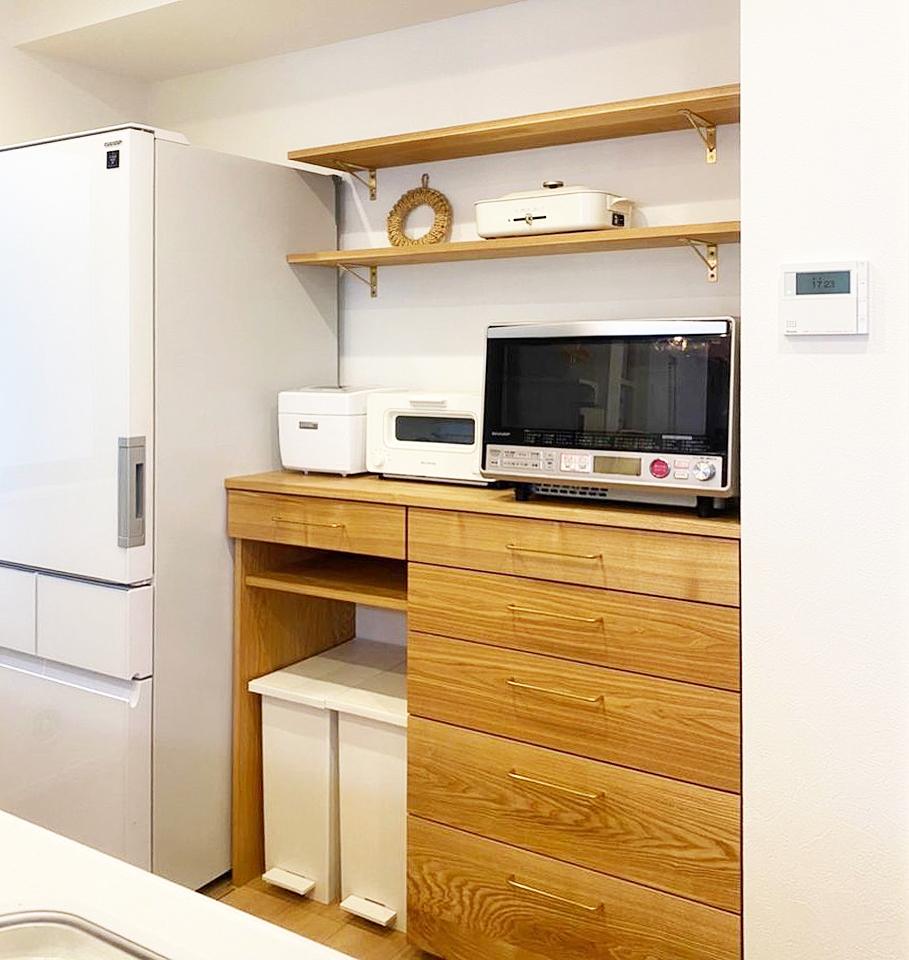 オーダー家具・カップボード食器棚/関東・神奈川
