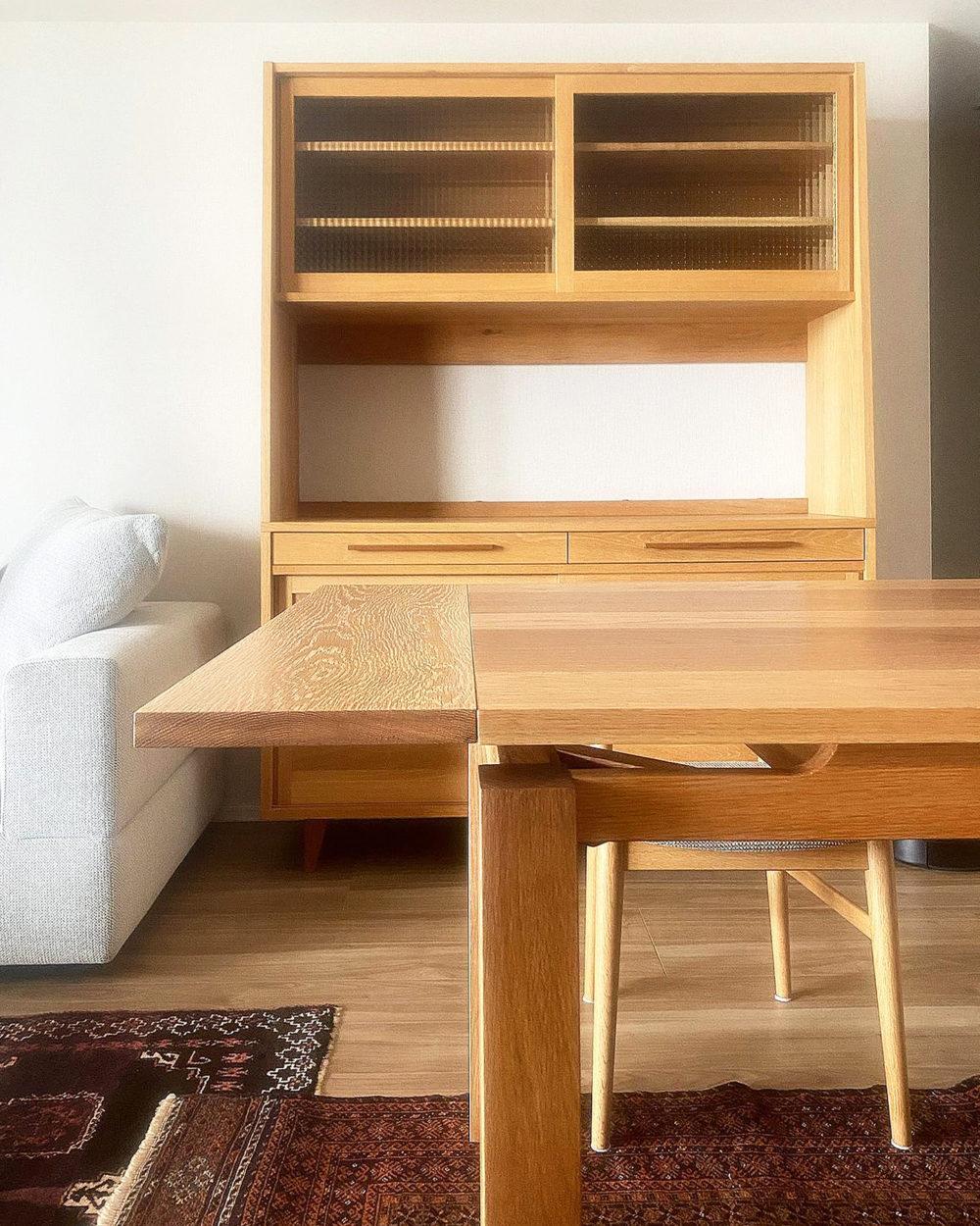 オーダー家具・ダイニングテーブル/関西・大阪
