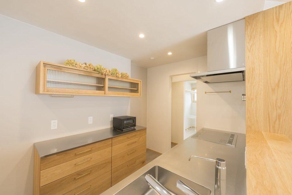 オーダーキッチン・家具・キッチンカウンター収納、カップボード、ワークスペース/関西・兵庫県姫路市