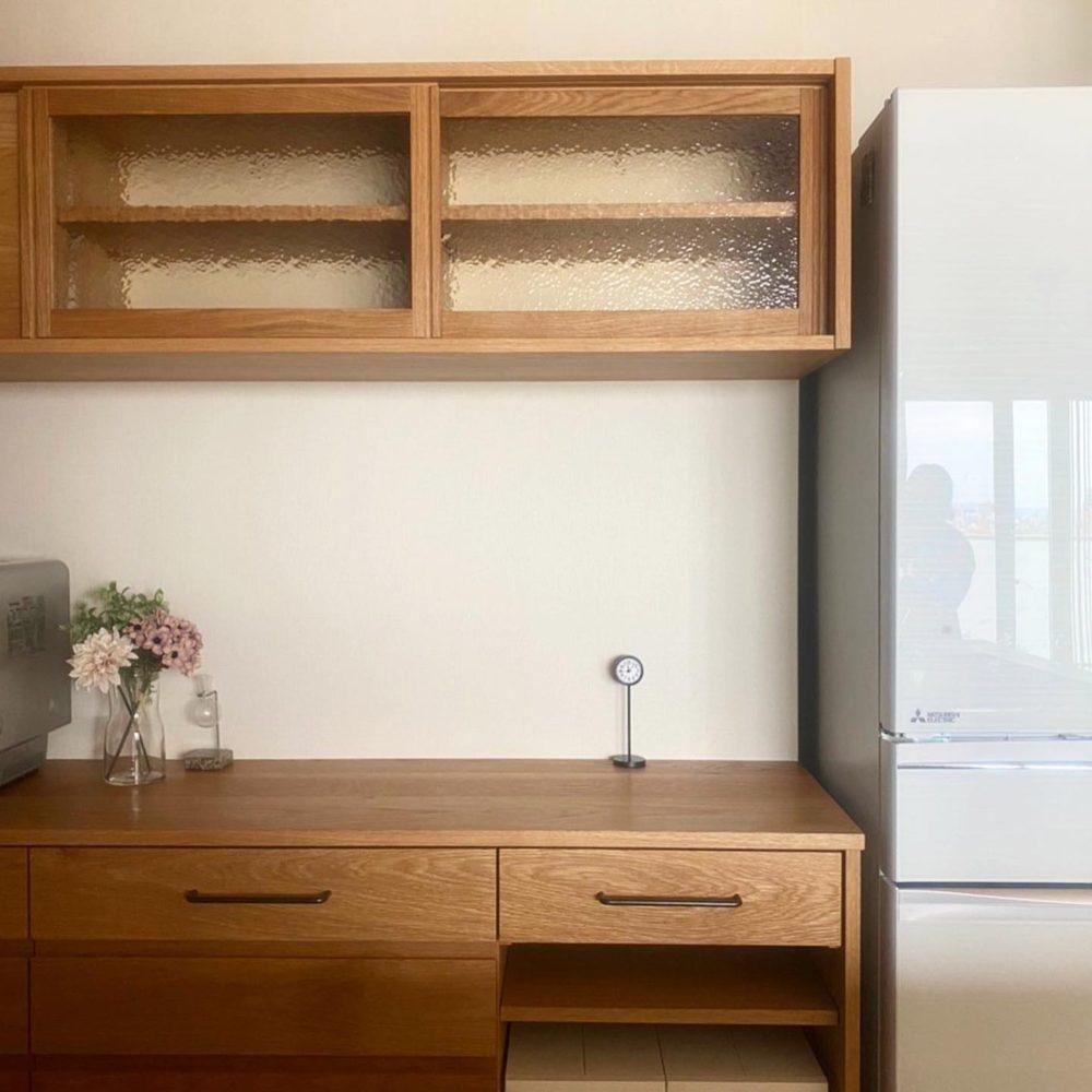 オーダー家具・食器棚/関西・兵庫