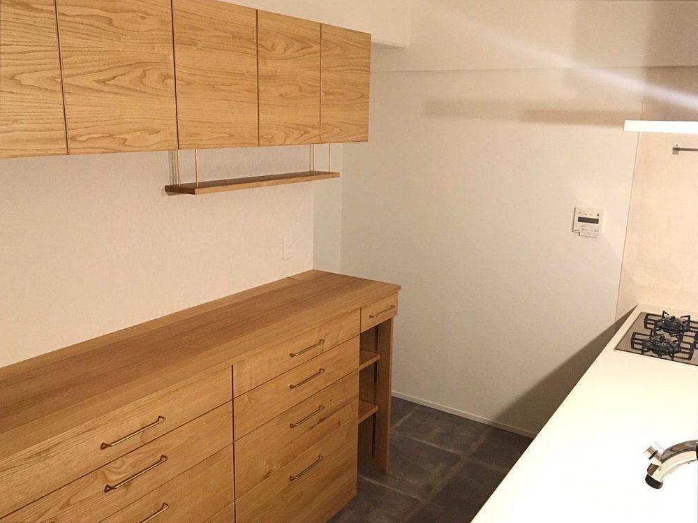 オーダー家具・食器棚/関西・京都