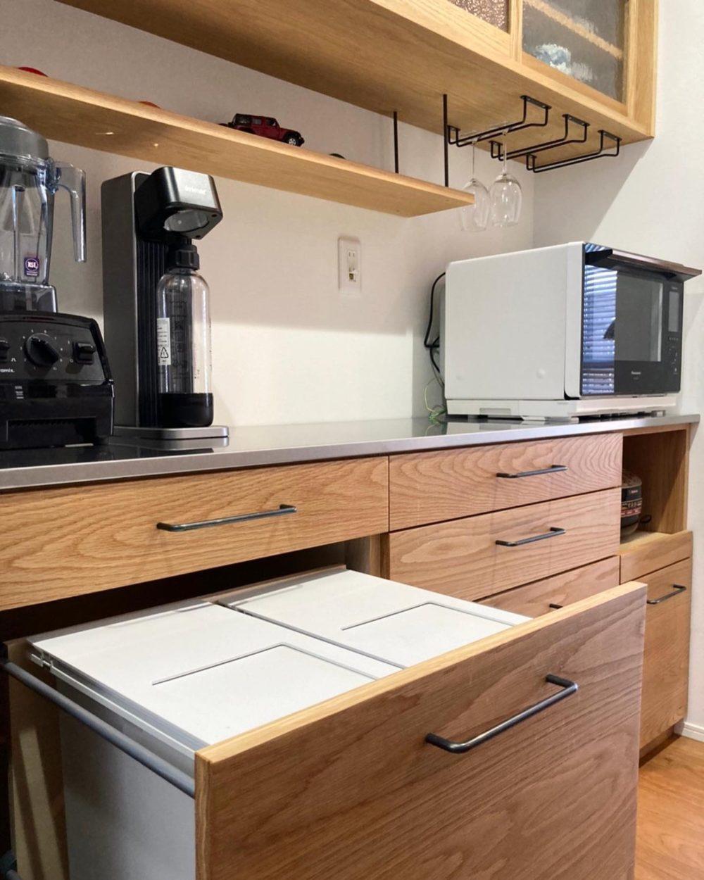 オーダー家具・食器棚カップボード/関東・神奈川