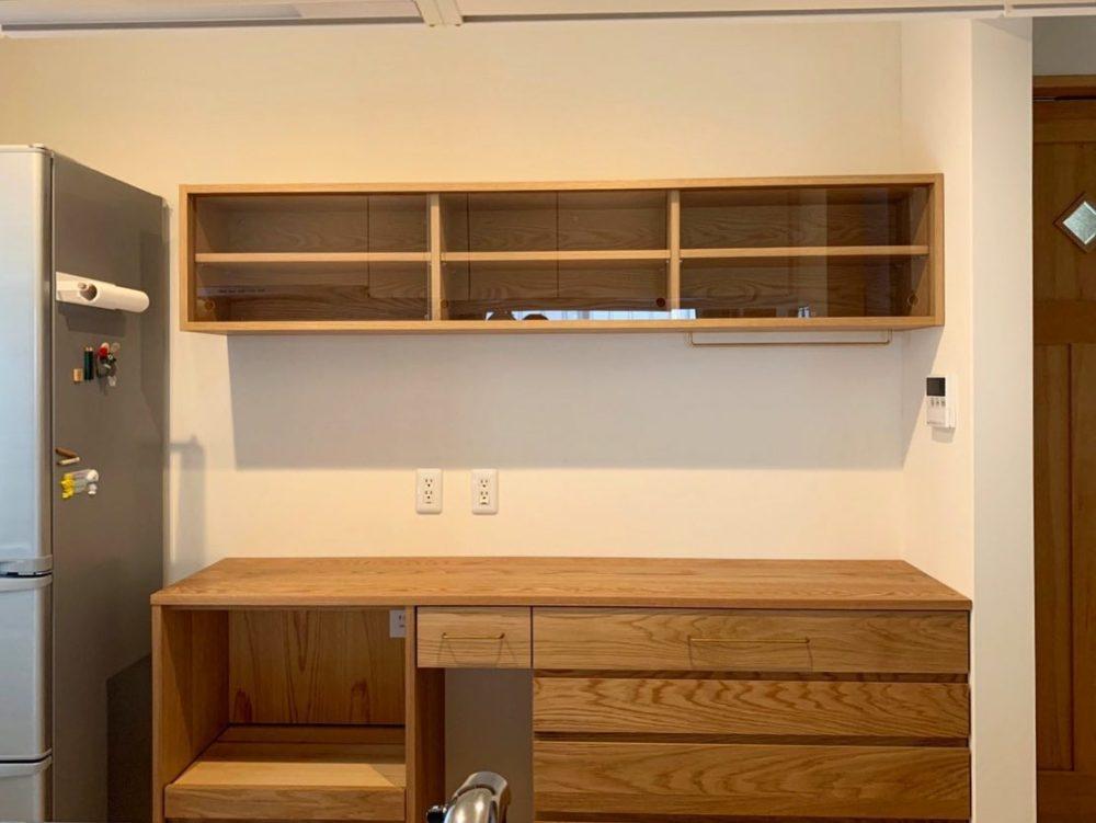 オーダー家具・カップボード/関西・兵庫