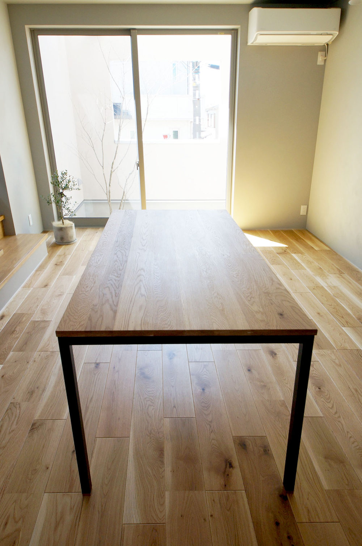 オーダー家具・ダイニングテーブル/関東・神奈川