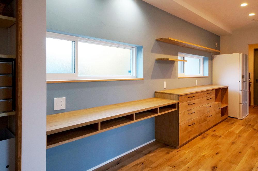 オーダー家具・カップボード食器棚、デスク/関東・神奈川