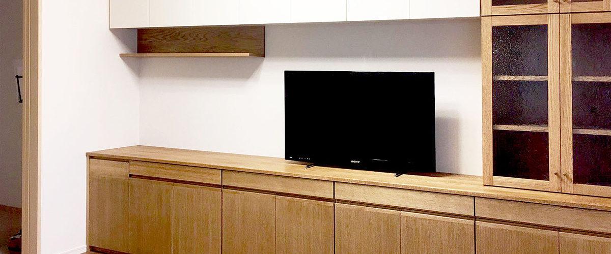 オーダー家具・テレビボード・リビングボード