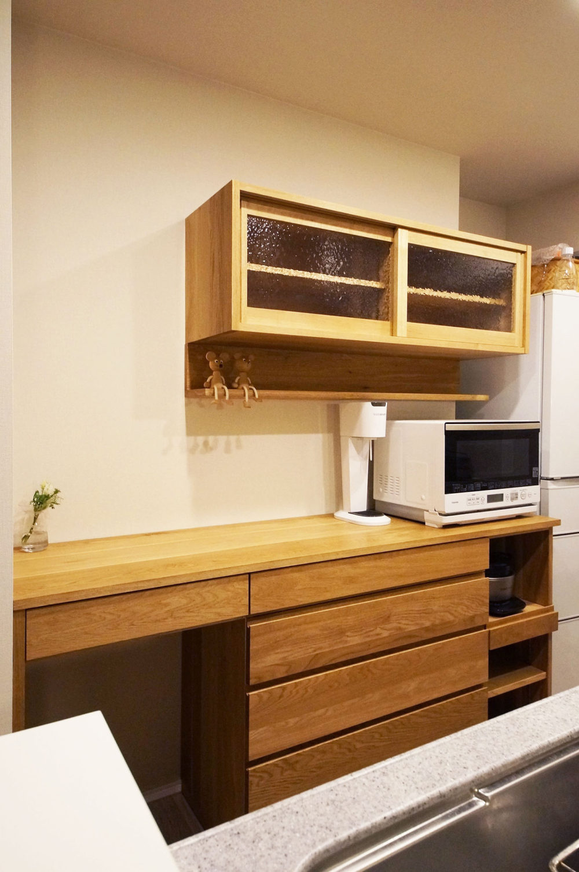 オーダー家具・カップボード食器棚