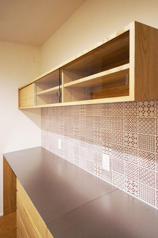 オーダー家具・食器棚カップボード/関西・大阪・高槻
