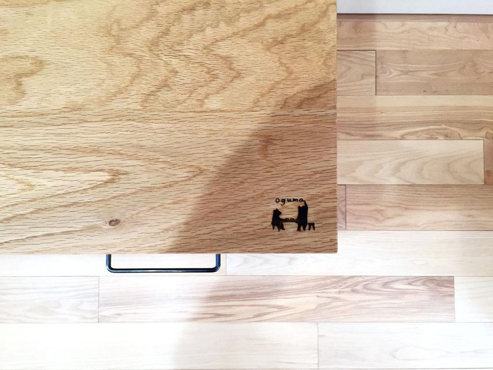 オーダー家具・カップボード食器棚/広島