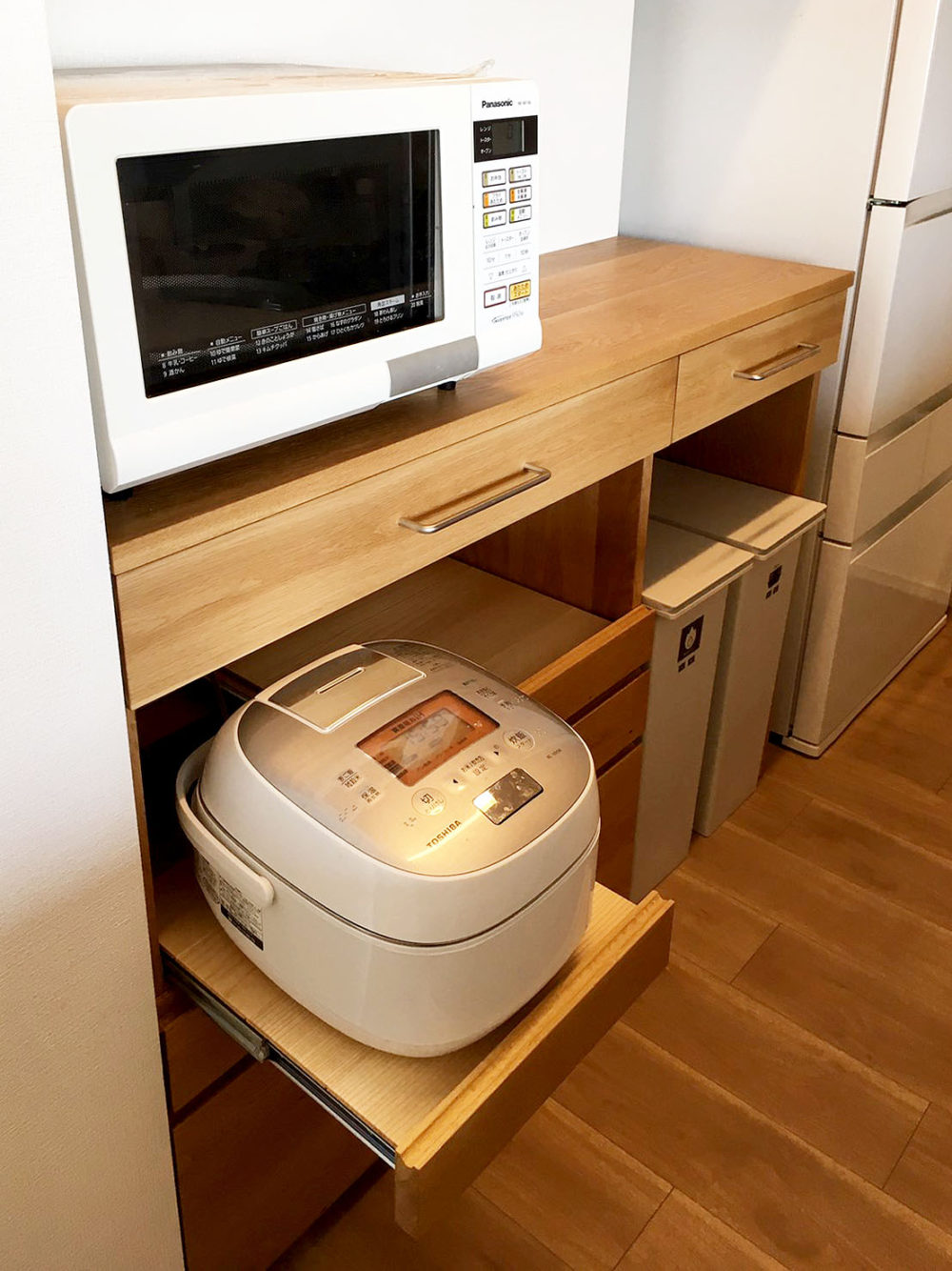 オーダー家具・カップボード食器棚/関西・滋賀