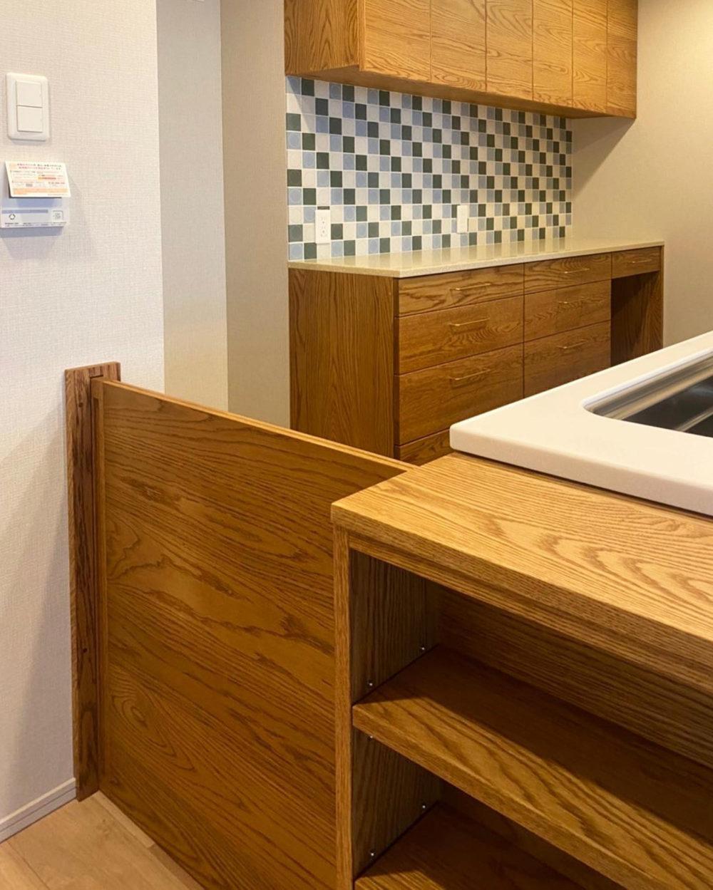 オーダー家具・チャイルドゲート/関西・大阪