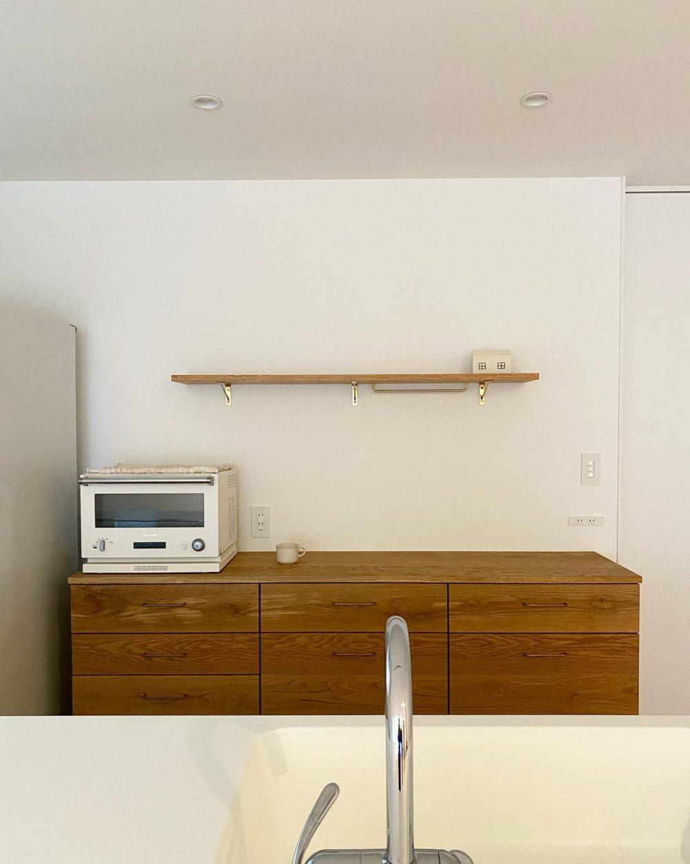 オーダー家具・カップボード食器棚/関西・兵庫