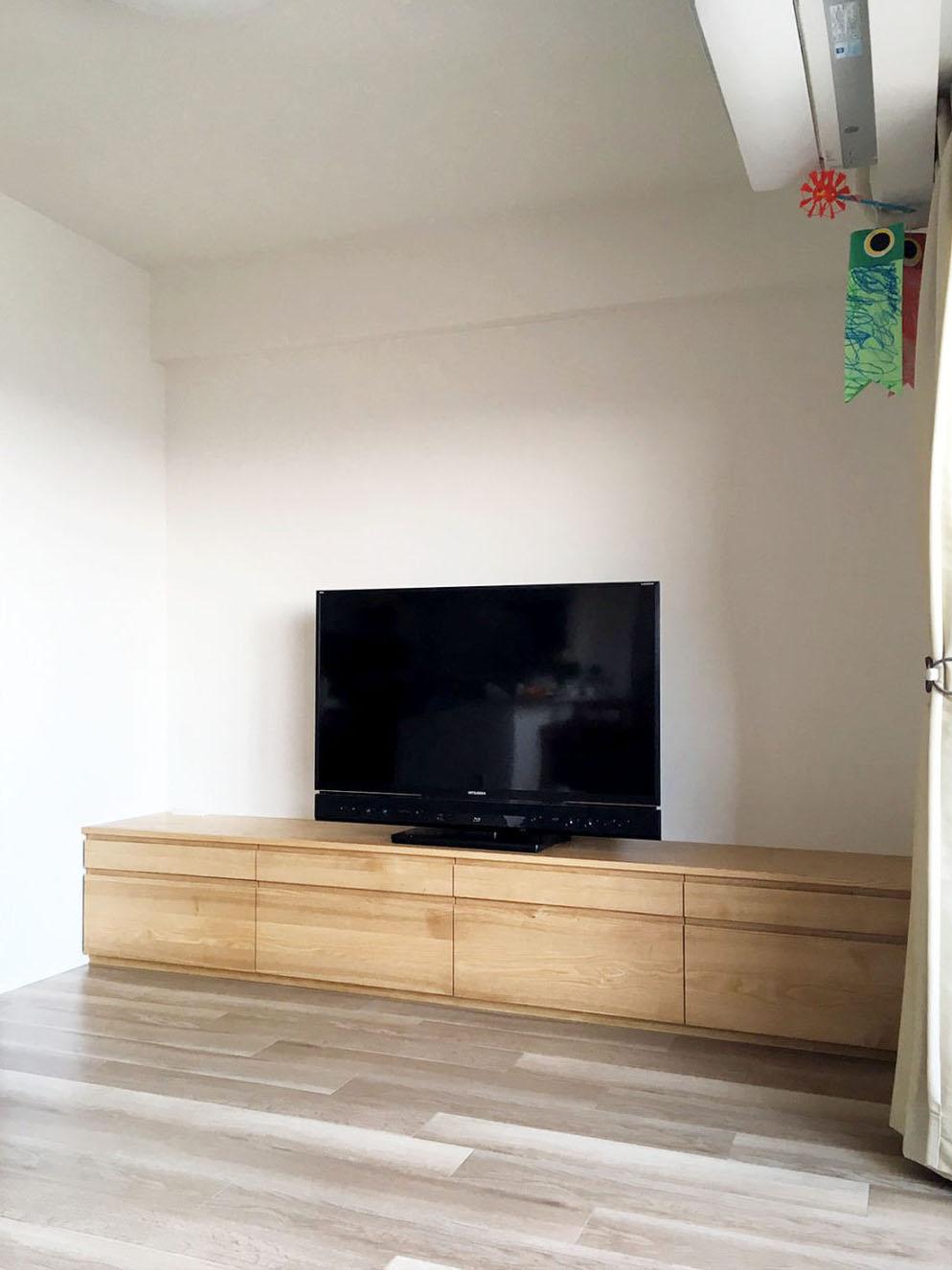 オーダー家具・テレビボード/大阪・茨木
