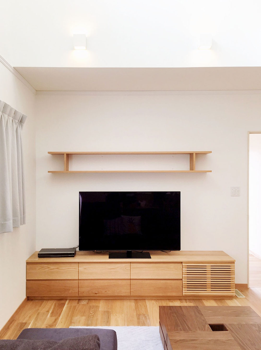 オーダー家具・テレビボード/関東・奈良