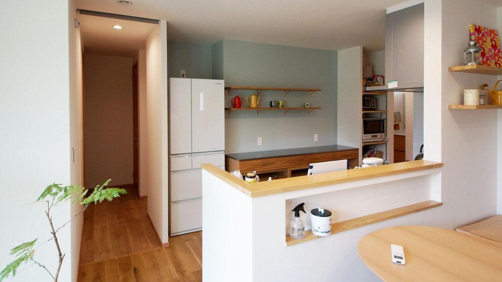 オーダー家具・食器棚カップボード/関西・和歌山