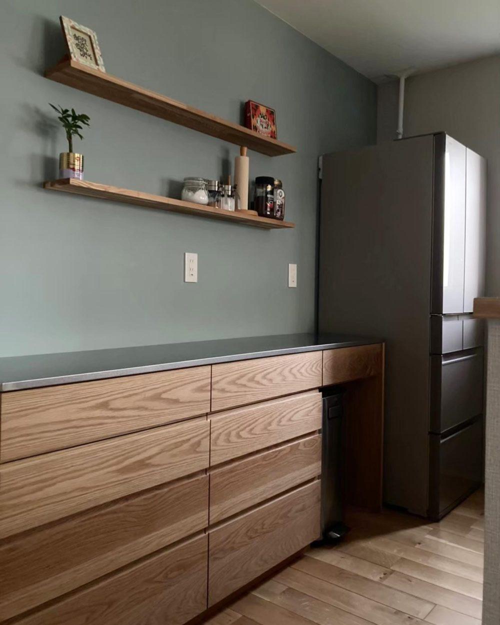 オーダー家具・カップボード・食器棚