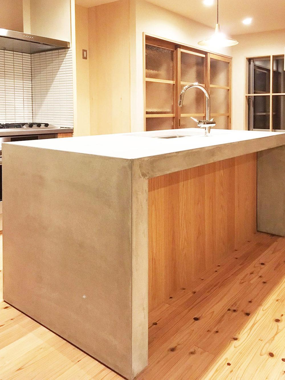 オーダーキッチン・オーダー家具/関西・神戸