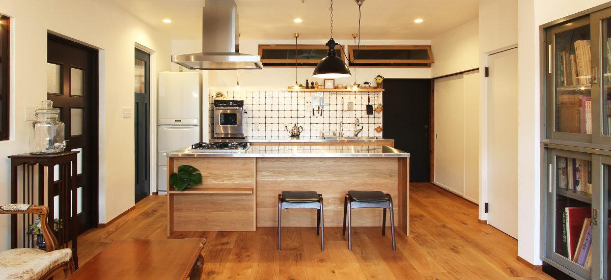 オーダーキッチン・食器棚