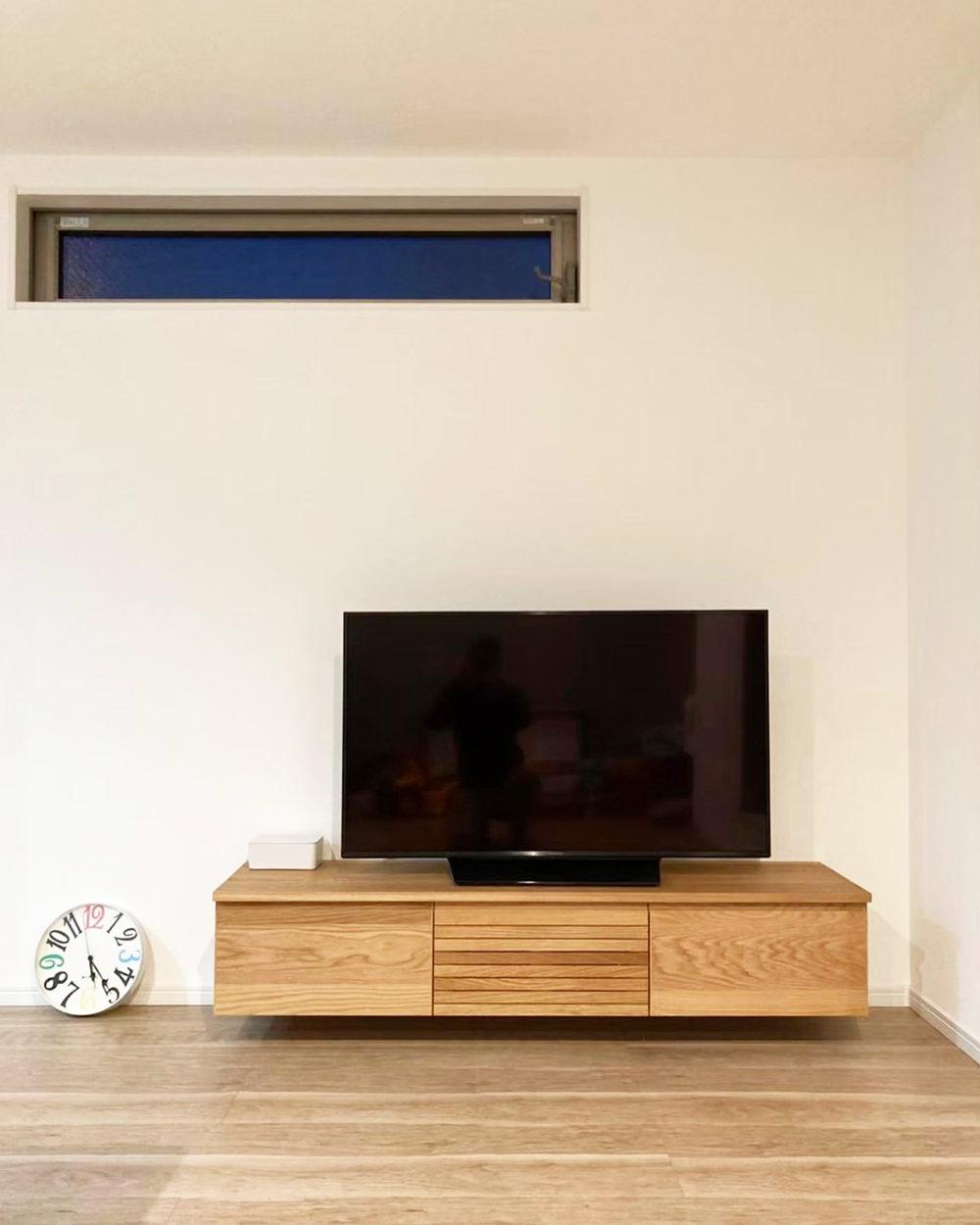オーダー家具・カップボード・食器棚。TVボード・姿見/関西・大阪