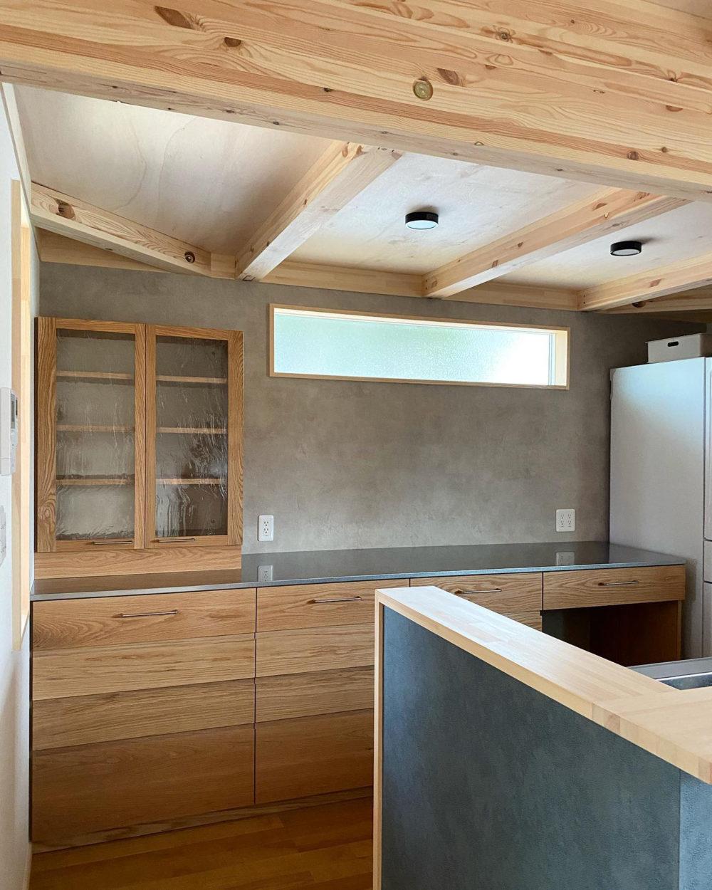 オーダー家具・カップボード・食器棚/関東・茨城