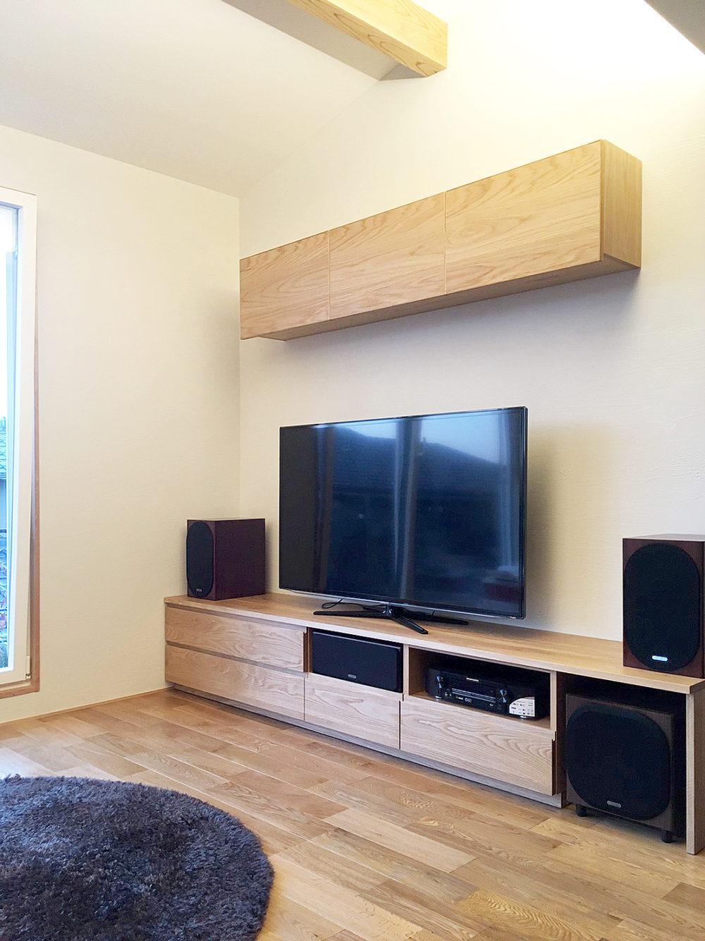 オーダー家具・カップボード食器棚/関西・神戸