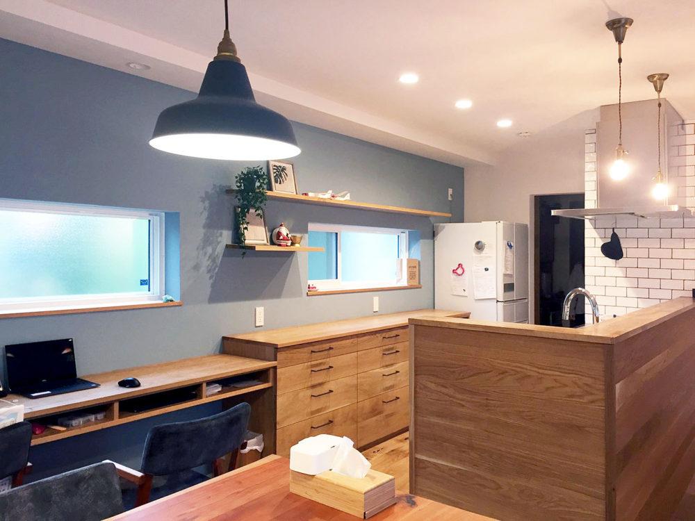 オーダー家具・カップボード食器棚/関東・神奈川・逗子