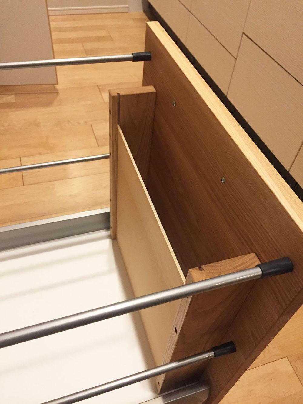 オーダー家具・食器棚カップボード/関西・大阪