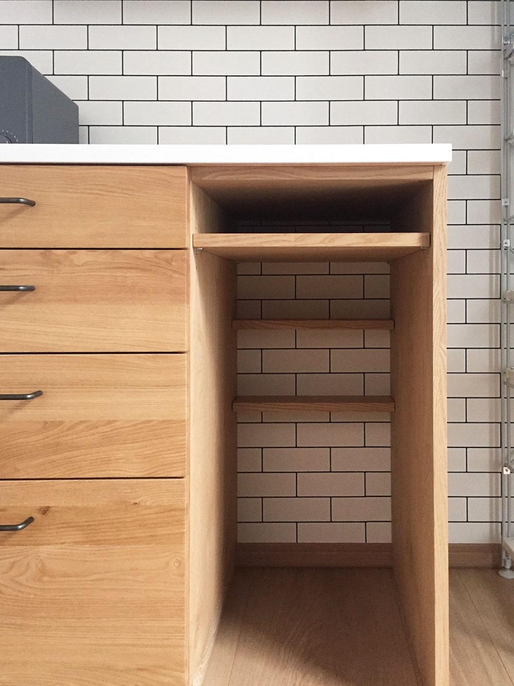オーダー家具・カップボード食器棚/東北・宮城・仙台