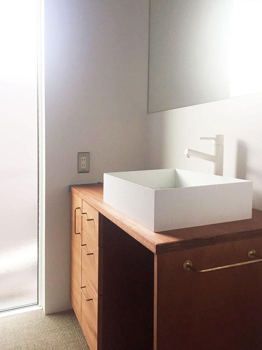オーダー家具・洗面台/関西・京都