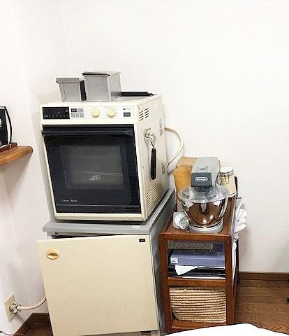 オーダー家具・オーブン台収納/関西・大阪・豊中市