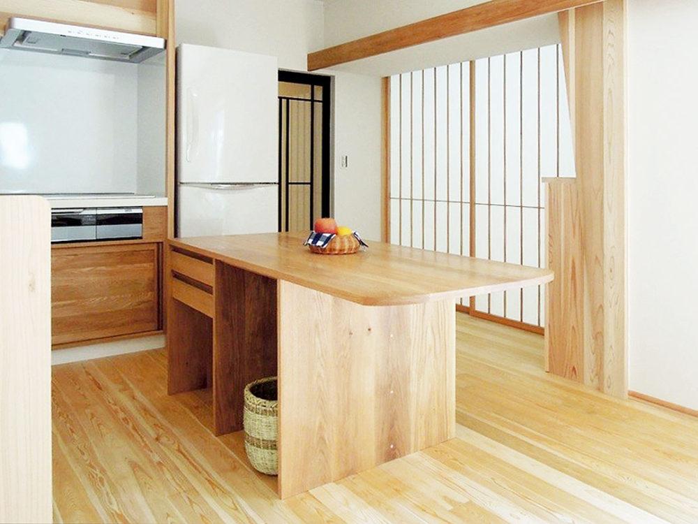 オーダー 家具 キッチン カウンター / 兵庫 神戸