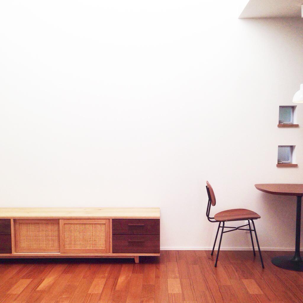 オーダー 家具TVテレビボード