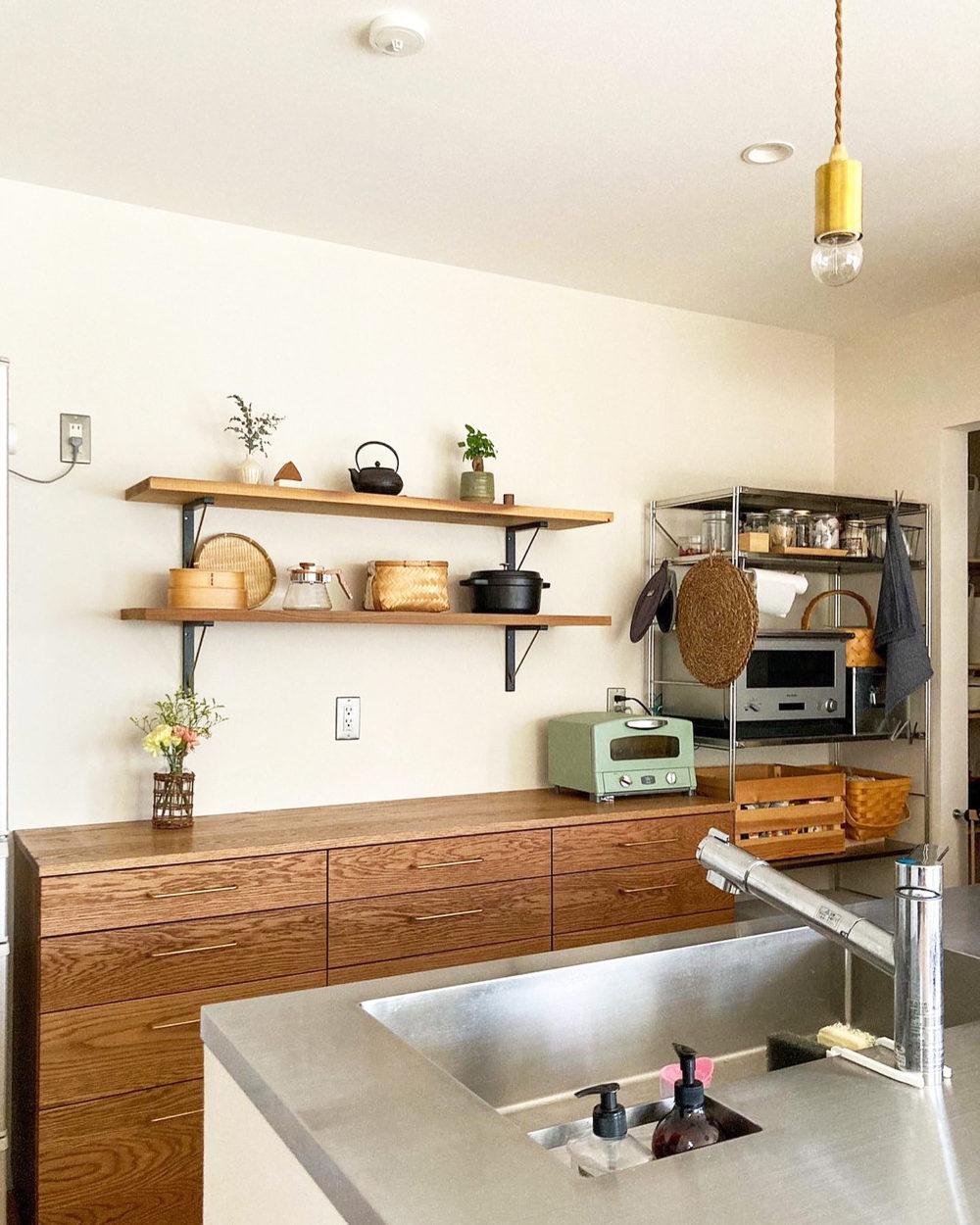 オーダー家具・カップボード・食器棚/関西・兵庫