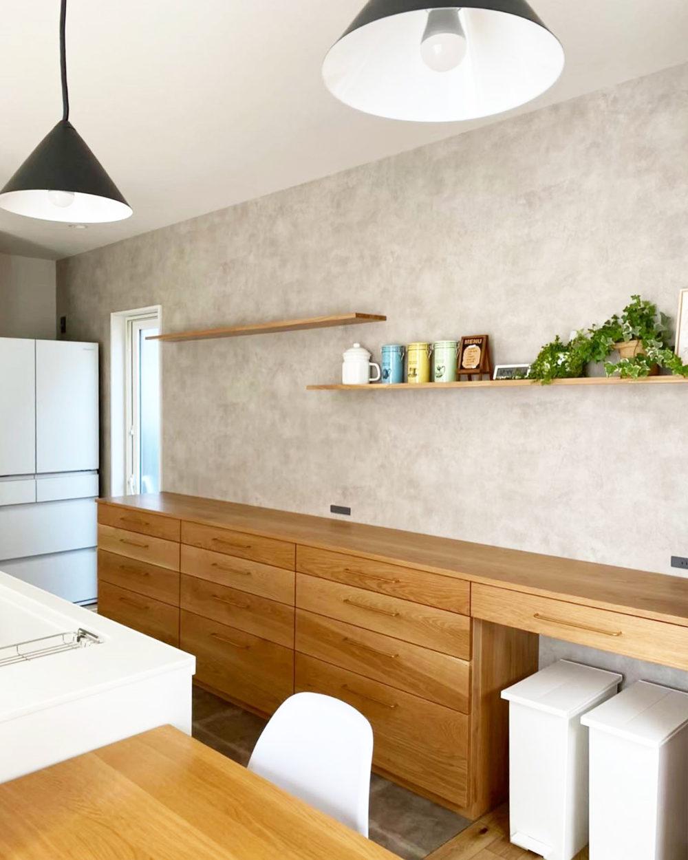 オーダー家具・カップボード・食器棚/東海・三重