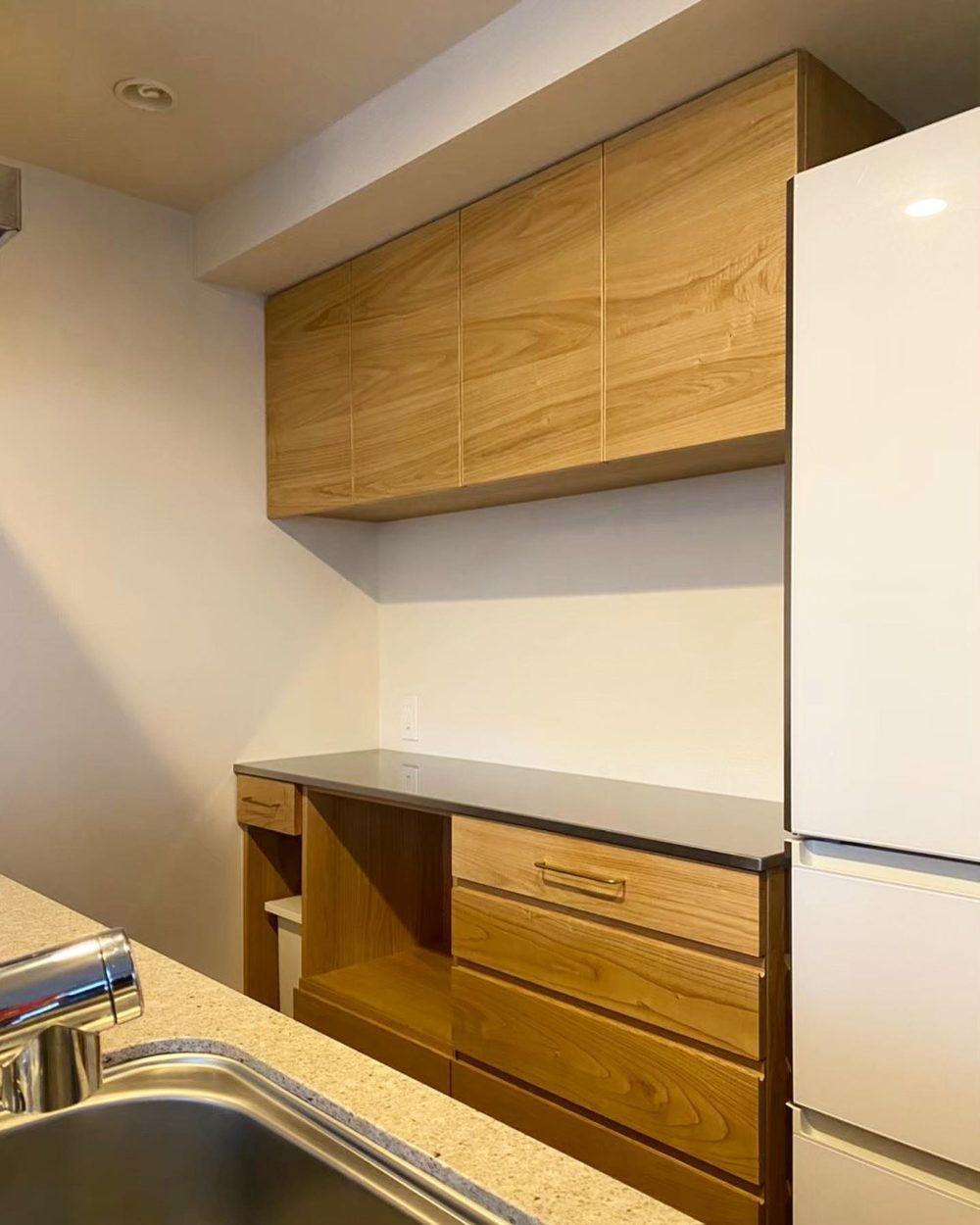 オーダー家具・カップボード・食器棚/関東・東京