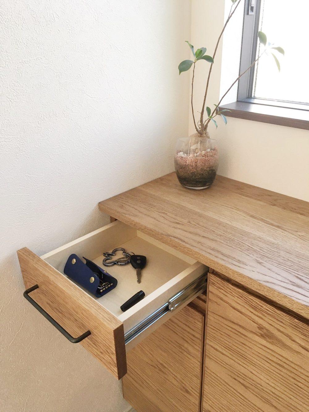 オーダー家具・玄関収納・すのこ/兵庫県加古川市