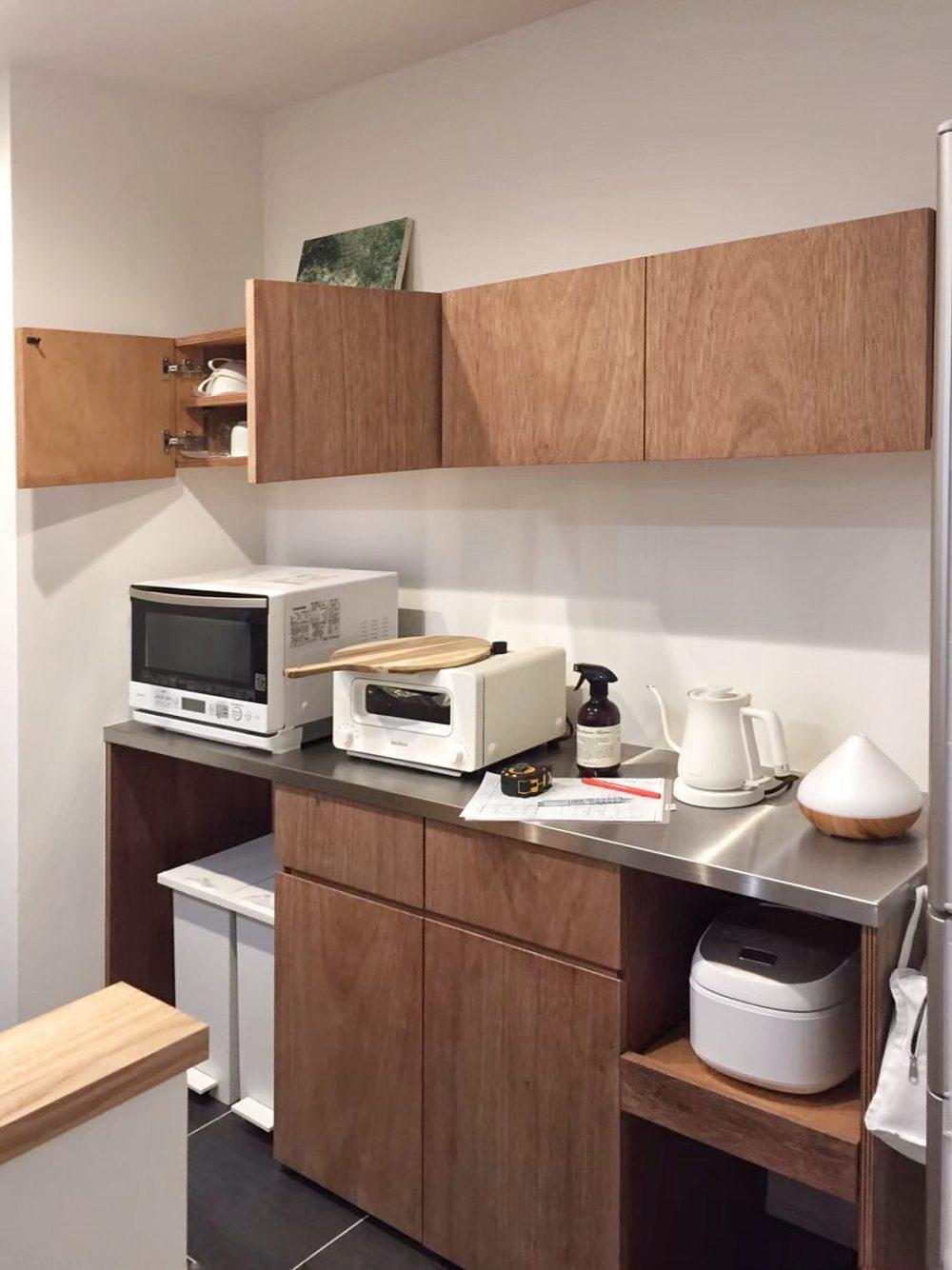 オーダー家具・カップボード食器棚/関西・大阪府枚方市
