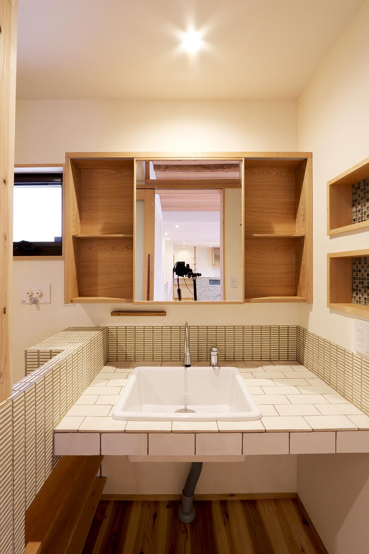 オーダー家具・洗面台収納/関西・京都
