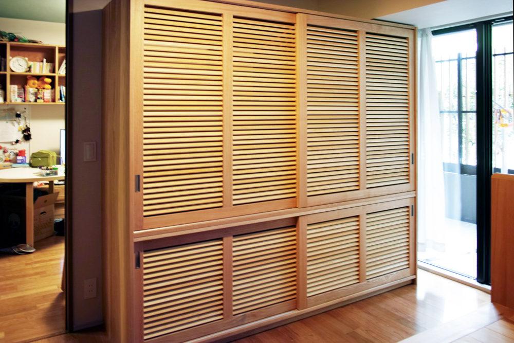 オーダー家具・タンス/関西・京都