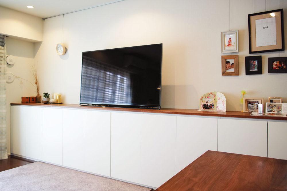 オーダー家具・リビングボード/関西・大阪・北摂