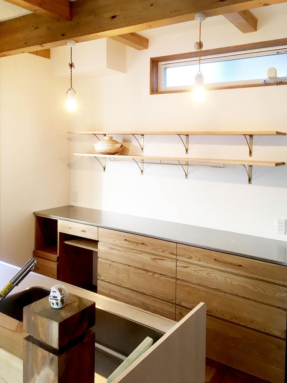 オーダー家具・カップボード、食器棚/関東・千葉 width=