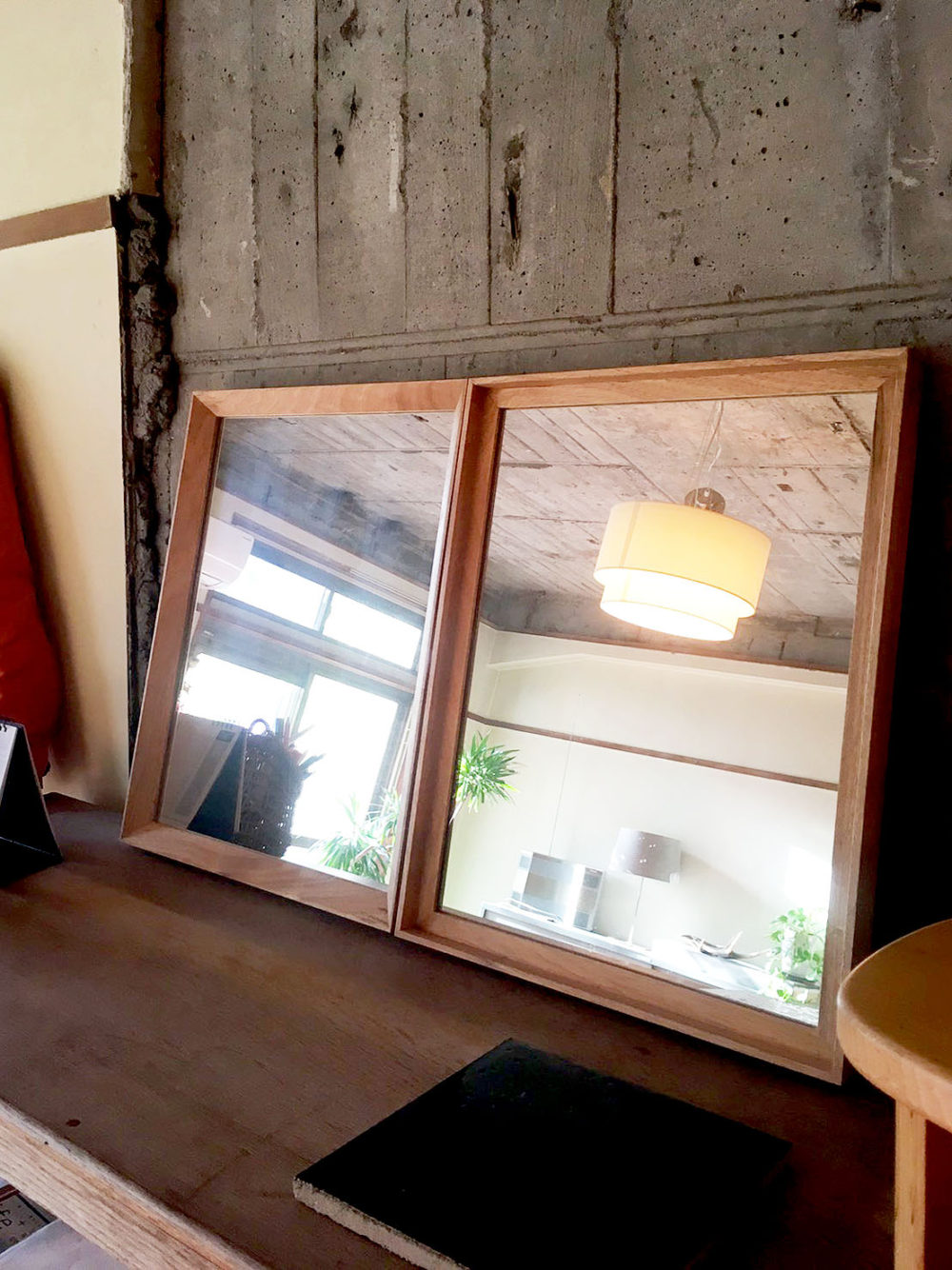 オーダー家具・鏡