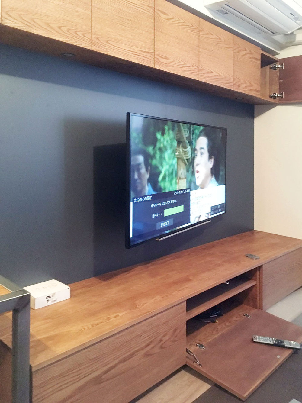オーダー家具・壁面収納、テレビボード、デスク/関西・兵庫