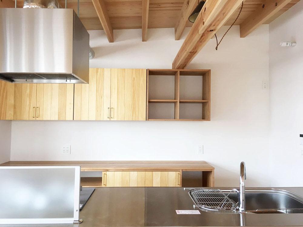オーダー家具・食器棚/関西・大阪・羽曳野