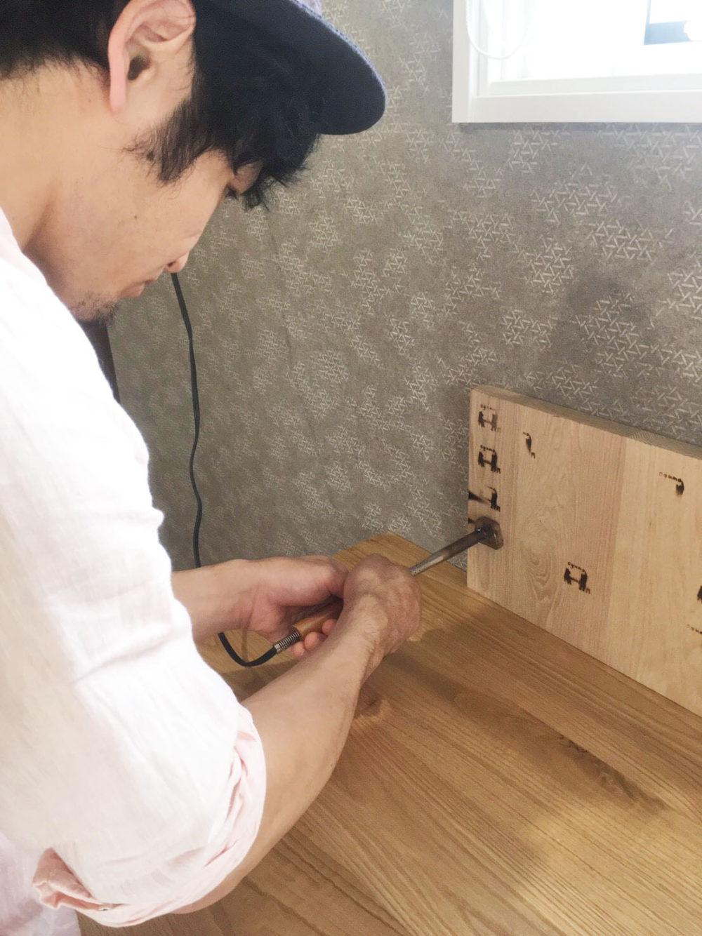 オーダー家具・カップボード/関西・滋賀